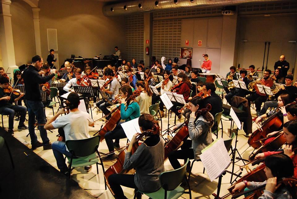 2º Trobada de la Jove Orquestra Simfònica del Penedès-Garraf