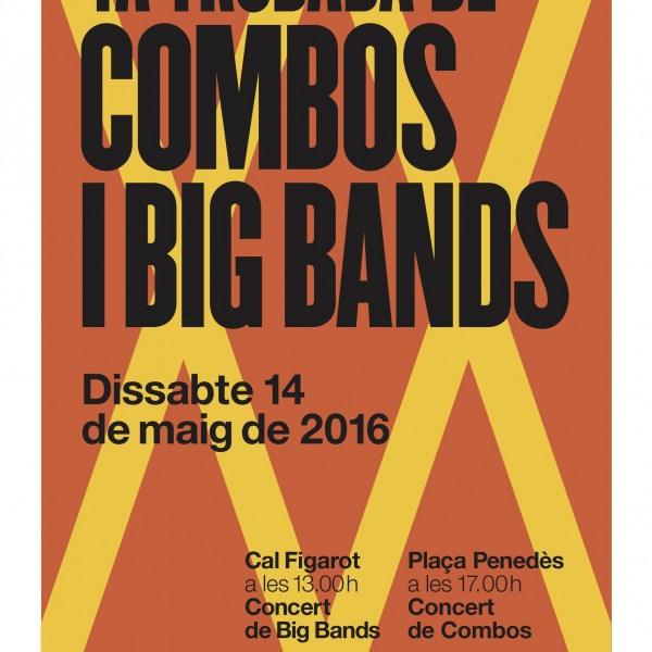Trobada de Combos i Big Bands a Vilafranca del Penedès