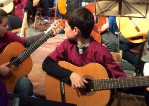 Procés selectiu d'un/a professor/a de guitarra a l'EMMD de Santa Perpètua