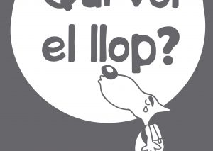 """Cantaxics 2017 """"Qui vol el Llop"""" al Teatre Kursaal de Manresa el 26 de març"""