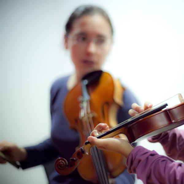 L'EMM de Berga necessita un/a professor/a de violí o viola per projectes de música comunitària a l'ensenyament primari