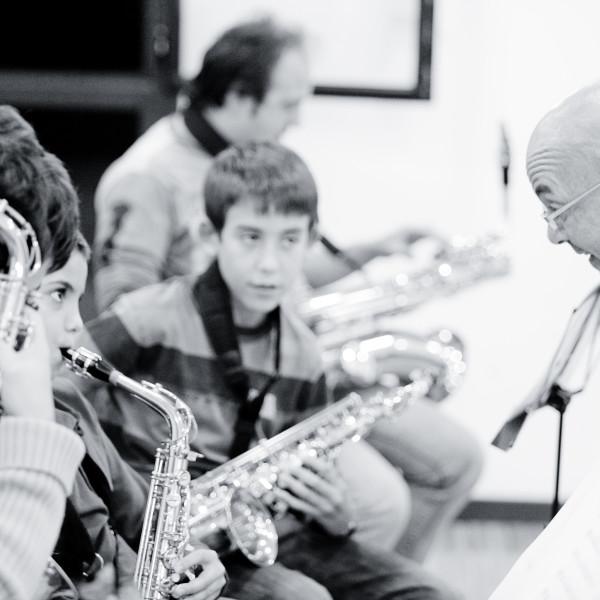 Curs de Jazz i música moderna a l'aula el 25 i 26 de juliol a Avinyó
