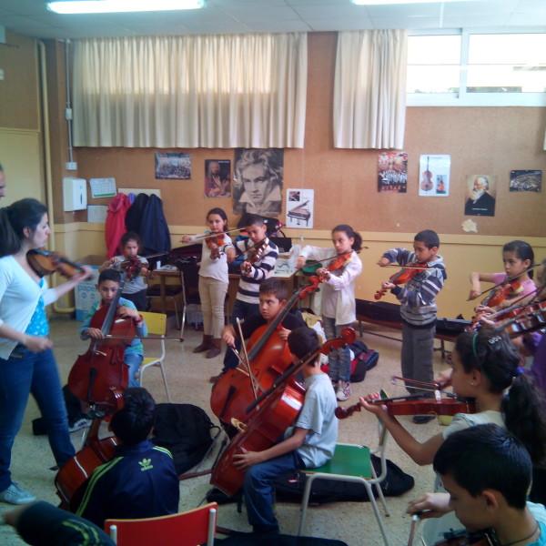 Jornada formació zona 7 Penedès: La pràctica instrumental a l'ensenyament obligatori