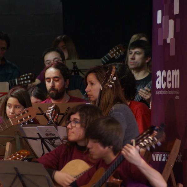 III Trobada de Guitarres de la Catalunya Central a Vacarisses el 13 de març