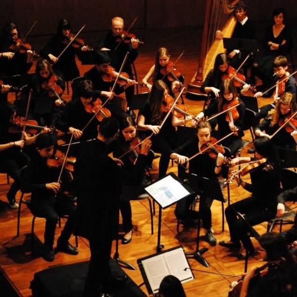 3a Trobada de la Jove Orquestra Simfònica Penedès Garraf