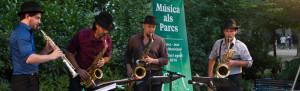 música parcs i jardins