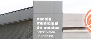 El Conservatori Municipal de Terrassa – Escola Municipal de Música ha obert convocatòria de borsa de treball