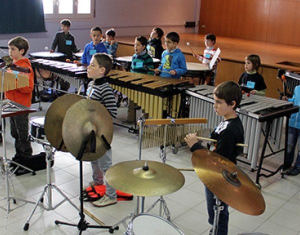Inscripció oberta a la Trobada de percussió de les escoles de música de Catalunya