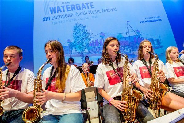 El 13º European Youth Music Festival es celebrarà el maig del 2018 a Holanda