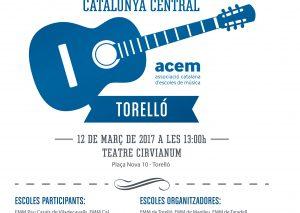 4a Trobada de guitarres de la Catalunya Central a Torelló