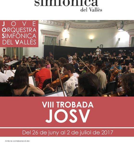 Inscripció oberta per participar a la VIII Trobada de la Jove Orquestra Simfònica del Vallès