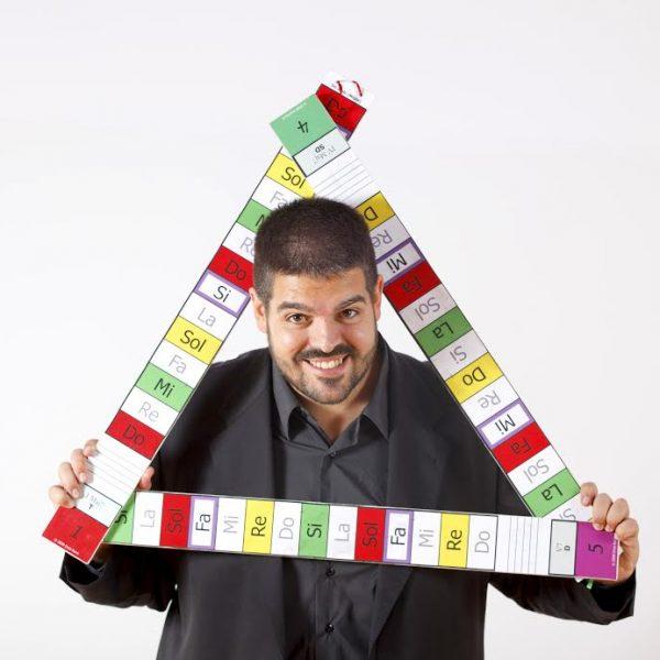 """La zona 2 de l'ACEM organitza el curs """"Jocs rítmics i harmònics per a l'aula de música"""" amb Oriol Ferré"""