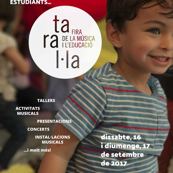Taral·la: Fira de la música i l'educació el 16 i 17 de setembre a Granollers