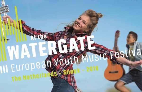 Inscripció oberta al European Youth Music Festival Holanda 2018