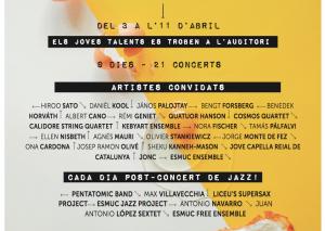 EMERGENTS BARCELONA MUSIC FESTIVAL