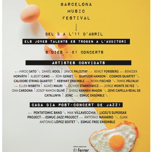 EMERGENTS BARCELONA MUSIC FESTIVAL