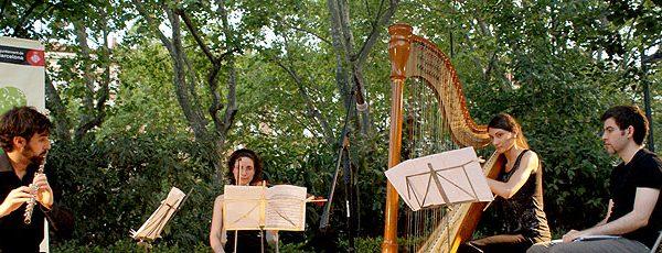 Música als parcs 2018! Convocatòria oberta