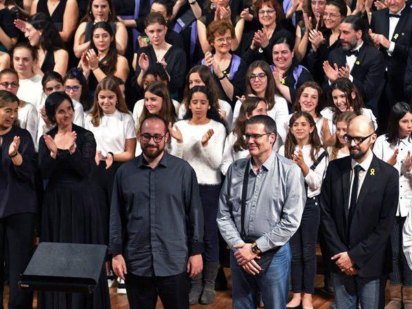 Oberta la convocatòria als VIII Premis Catalunya de Composició Coral