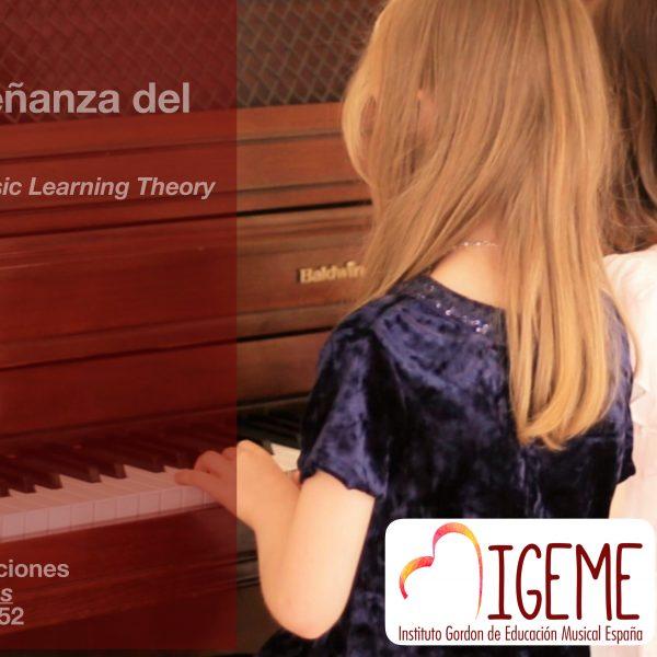 """Curs de formació """"Tocar el piano desde la audiation"""" a Barcelona organitzat per IGEME"""