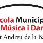 Oberta una convocatòriade de procés selectiu a l'Escola Municipal de Música i Dansa de Sant Andreu de la Barca