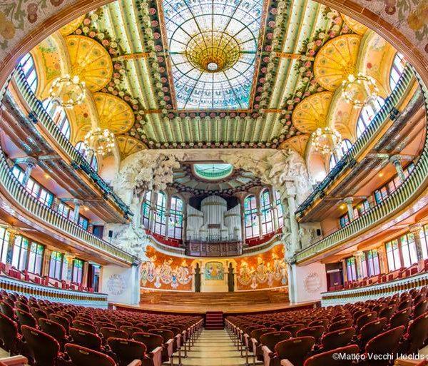 Oberta la convocatòria a joves artistes per participar al cicle de concerts El Primer Palau 2019