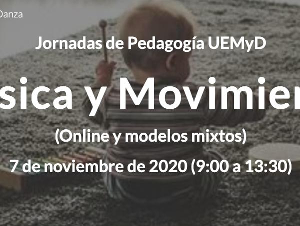 Jornades de pedagogia UEMyD: Música i moviment