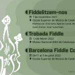 Fiddelitzem-nos i Trobada Fiddle: informació, dates i inscripcions