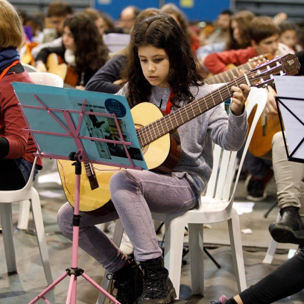 L'Escola de Música de Les Garrigues busca professor/a de guitarra clàssica