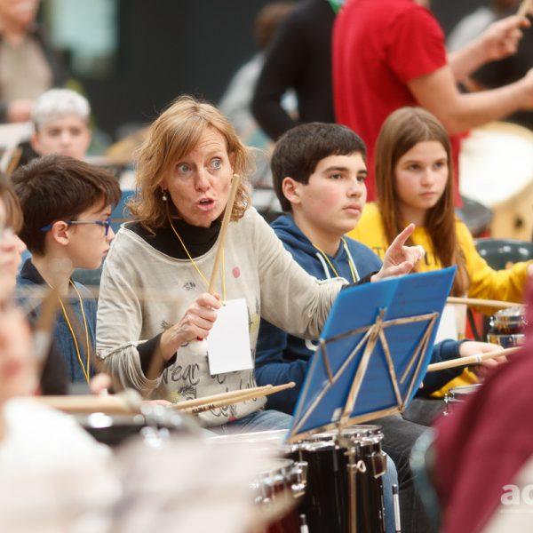 L'Escola de Música i Arts Navarcles Sant-Fruitós busca professor/a de percussió amb nocions de piano