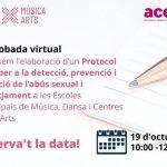 """Inscripcions obertes a la 2a Trobada """"Impulsem l'elaboració d'un Protocol Marc per a la detecció, prevenció i actuació de l'abús i l'assetjament sexual a les EMMA"""""""
