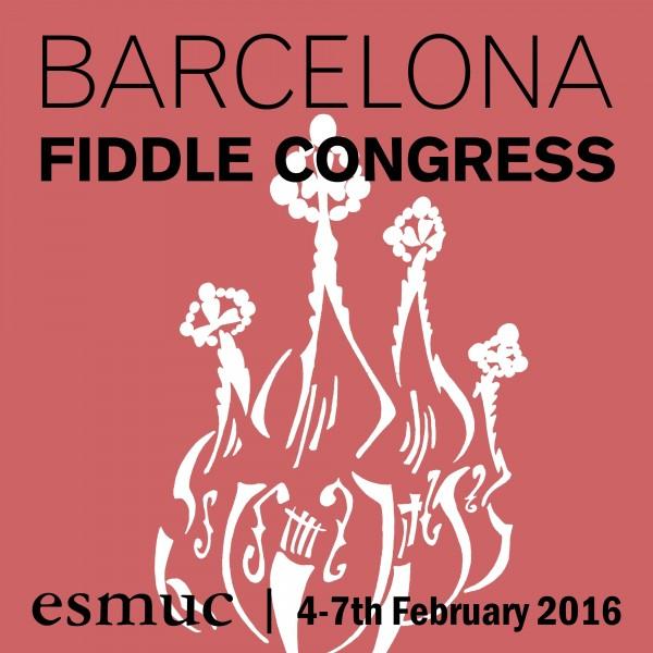 Últims dies per apuntar-se al Barcelona Fiddle Congress a l'Esmuc