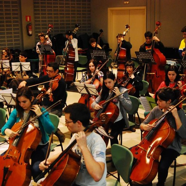 Inscripció a la 3a Trobada Jove Orquestra Simfònica Penedès Garraf