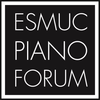 I Esmuc Piano Forum del 28 de febrer al 3 de març