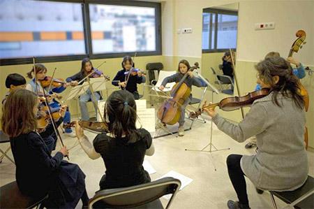 Convocatòria de borses de treball a les escoles municipals de música de Barcelona