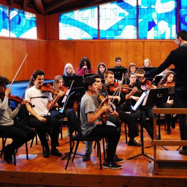 Concert final de la Jove Orquestra Simfònica del Penedès, Anoia i Garraf