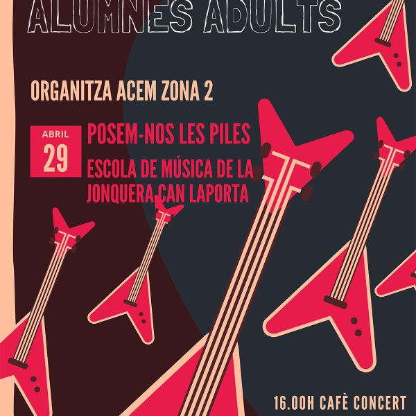 """2a Trobada d'alumnes adults: """"Posem-nos les piles"""" a La Jonquera"""