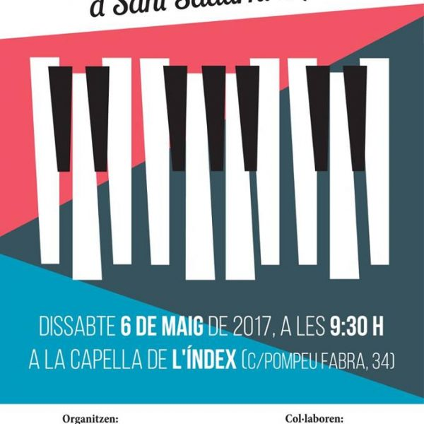 7a Marató de piano de la zona 7 ACEM a Sant Sadurní d'Anoia