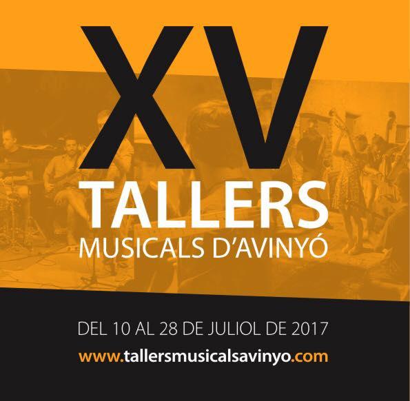 XV Tallers Musicals d'Avinyó