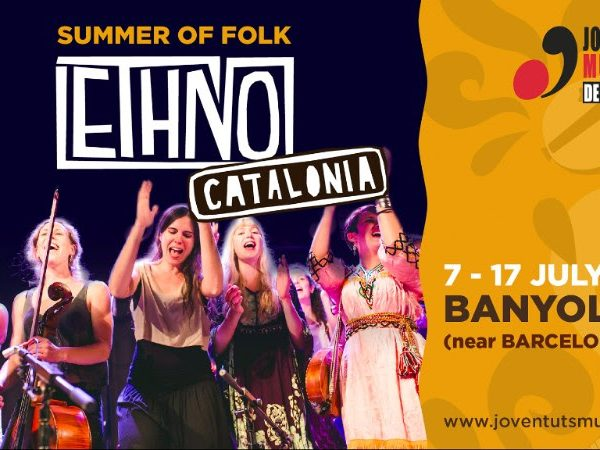 ETHNO CATALONIA 2017: Residència musical internacional a Catalunya, de música tradicional, folk i músiques del món