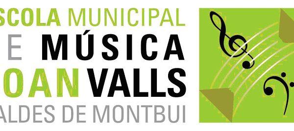 L'EMM Joan Valls de Caldes de Montbui busca urgentment professorat de cant, piano i llenguatges