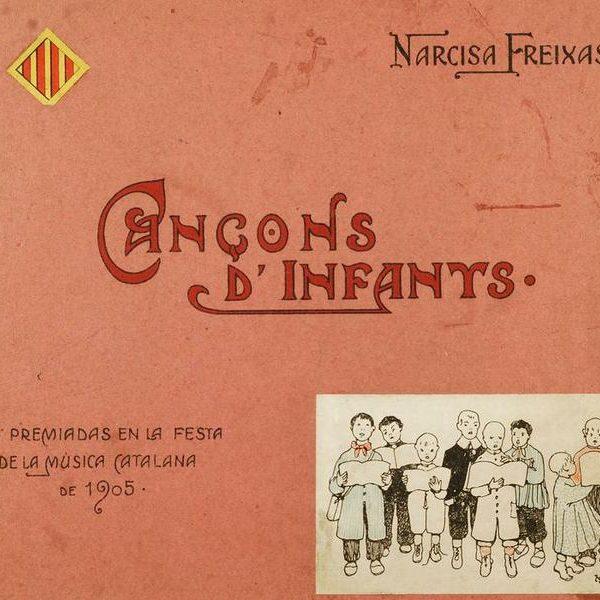Actes Narcisa Freixas. Inscripcions obertes per participar al concret a L'Auditori amb cors infantils de les escoles de música de Catalunya
