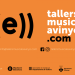 Consulta el programa dels Tallers Musials d'Avinyó que es celebra del 19 al 23 de juliol
