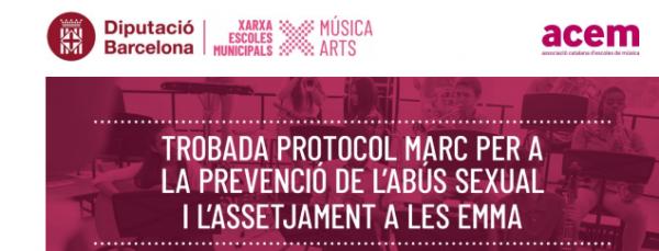 Ampliat el termini per contestar l'enquesta per a equips directius sobre el Protocol Marc d'abús sexual i assetjament a les escoles de música